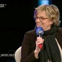"""Natascha Kohnen bei der Sendung """"Jetzt red i"""" des Bayerischen Rundfunks"""
