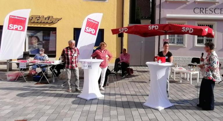 Bürgergespräch Kaufbeuren_Wohnen ist ein Grundrecht, 19.08.2021