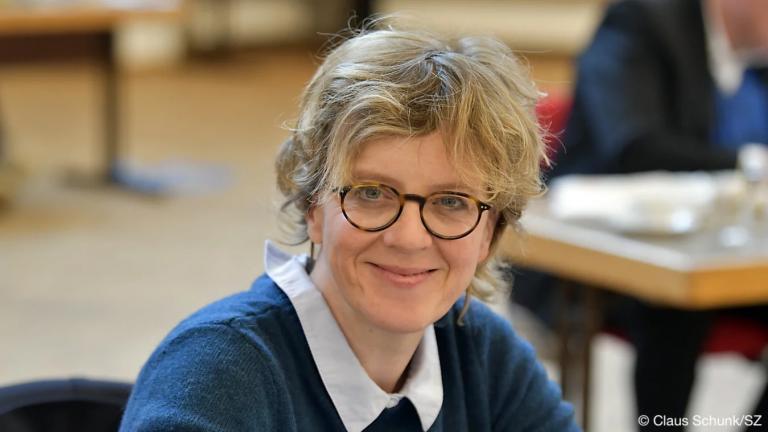Natascha Kohnen im Kreistag 2020