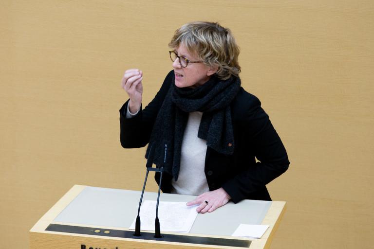 Natascha Kohnen im Plenum
